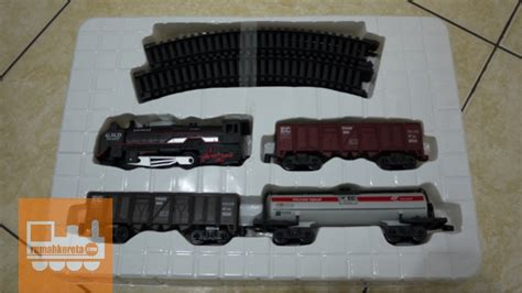 Mainan Rail King Kereta Api 13pcs jual mainan kereta api rail king rumahkereta