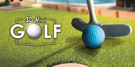 3d Mini Golf For Nintendo Switch 3d minigolf nintendo switch juegos nintendo