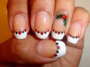 Nail art simple christmas nail art designs simple christmas nail art