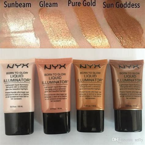 Nyx Bb By Sheena Store nyx liquid foundation concealer makeup born to glow