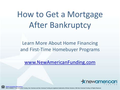 house loans after bankruptcy house loans after bankruptcy 28 images fha versus conventional mortgage after