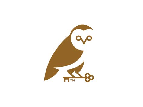 Barn Owl Logo owl logo by neil burnell dribbble
