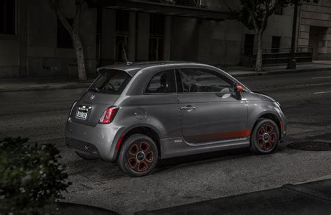 Fiat 500e Msrp by 2017 Fiat 500e Color Options