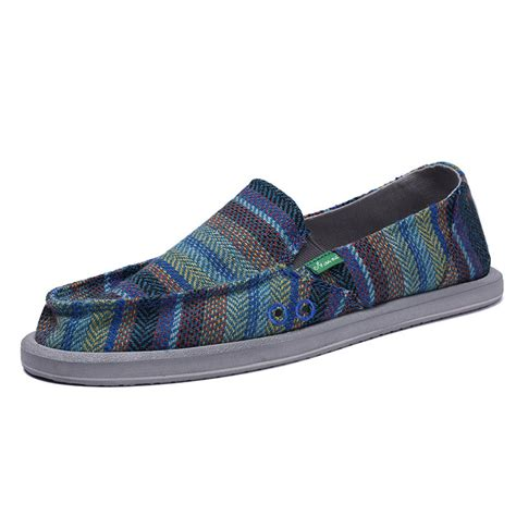 maix comfortable casual canvas flat shoes for