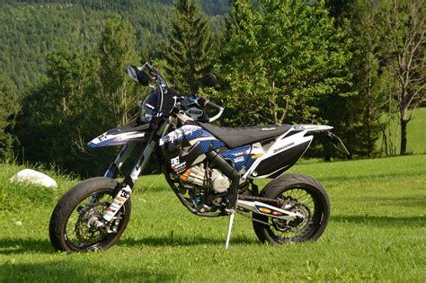 Husaberg Motorrad by Umgebautes Motorrad Husaberg Fs 570 Von Bachner