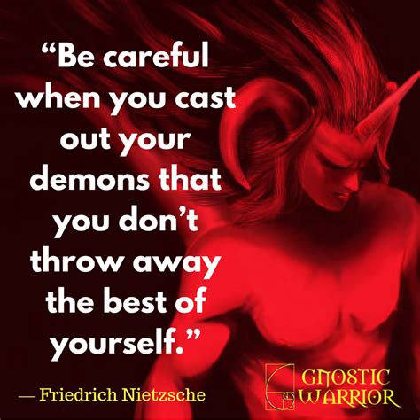 Careful Dont Poke Your Out With This One Techie Divas Guide To Gadgets 2 by Be Careful When You Cast Out Your Demons That You Don T