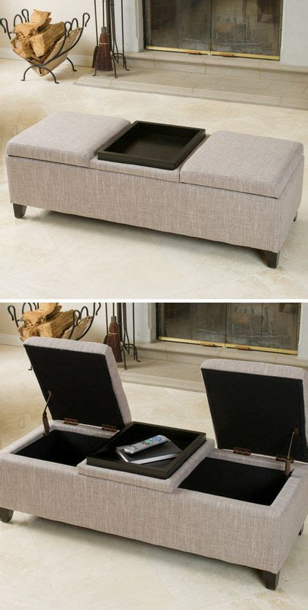 storage ottoman reversible top ottoman table top ruffrydnpoms com