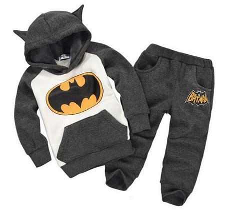 aliexpress buy batman set baby boys clothing set