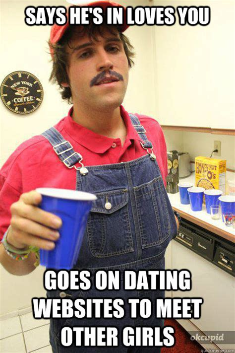 Dating Site Meme - dickhead boyfriend memes quickmeme