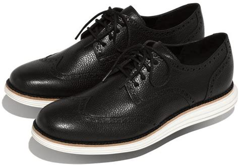 pebbled leather with a white nike lunarlon sole fragment x cole haan lunargrand wingtip me