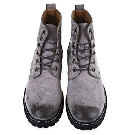 mens high top oxford shoes new fashion mens high top ankle boots lace up oxfords