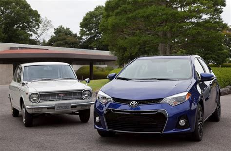 Where Are Toyota Cars Made Toyota Says You Might The 40 Millionth Corolla Built