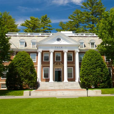 Dartmouth College Tuck Mba by Gordon Phillips Home