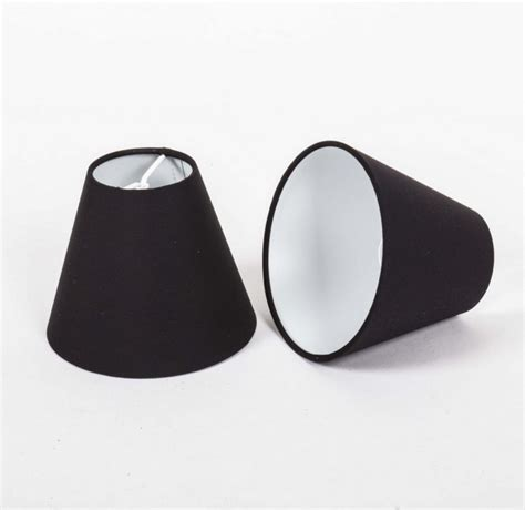 kronleuchter rund kiemmschirm schwarz steckschirm f 252 r kronleuchter form