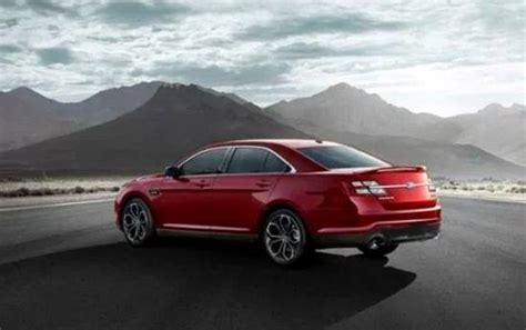 2019 Ford Taurus Sho by 2019 Ford Taurus Sho Redesign And Changes Ford Redesigns