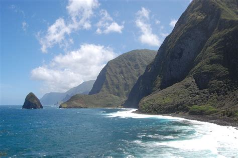 rugged cliff synonym image gallery kalaupapa