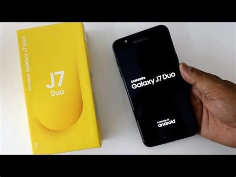 samsung  duo  unboxing  review  hindi youtube