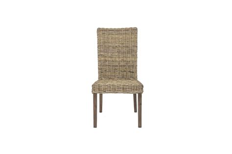 terrain wicker rattan conservatory furniture dining chair