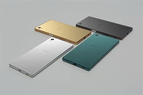 sony z5 ifa2015 sony zaprezentowa蛯o nowe smartfony xperia z5