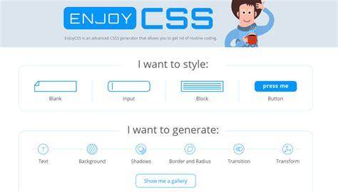 css pattern generator online top free css3 code generators