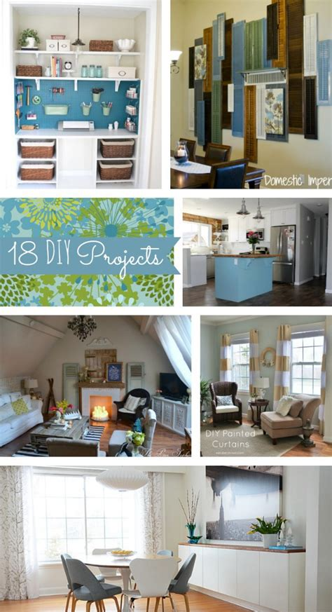 do it yourself projects for home decor 18 do it yourself projects home stories a to z