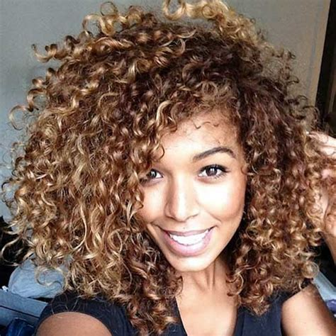 hair color for curly hair 20 best black with hair hairstyles