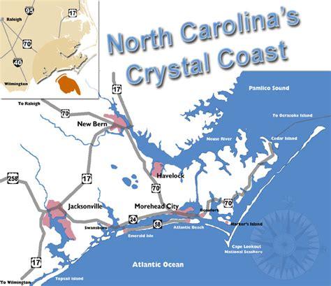 map of carolina coast 22 model carolina coastal map afputra