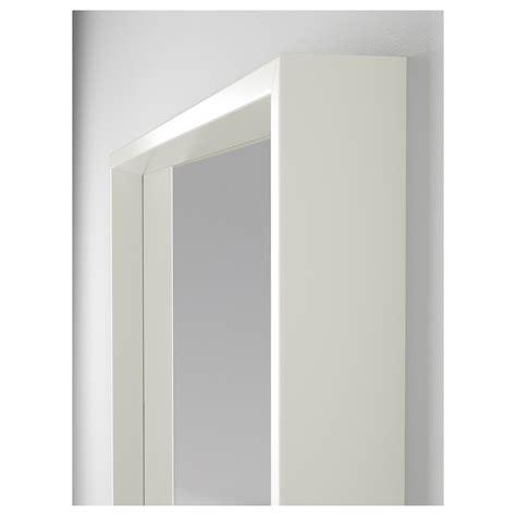 ikea mirror nissedal mirror white 65x65 cm ikea