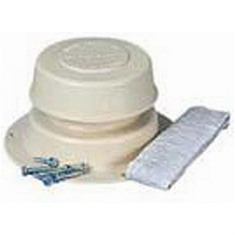 Plumbing Vent Pipe Cap by Camco 174 Plumbing Vent Cap Kit Polar White 195073 Vents