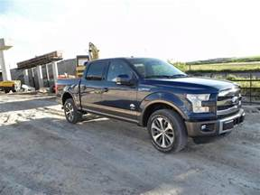2015 ford f 150 king ranch is comfortable aluminum