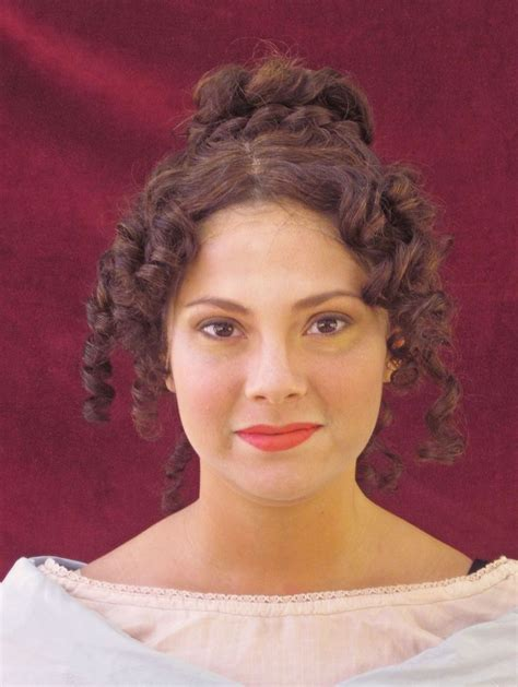 hairstyles from the 1800s 52 best regency hairstyles images on pinterest regency