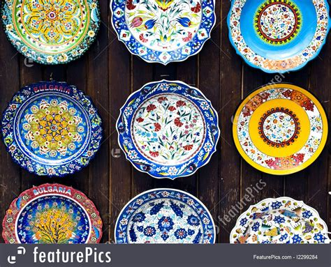 colorful plates colorful plates image