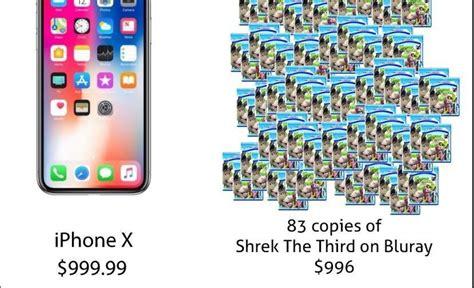 Iphone 10 Meme - iphone x price comparisons know your meme