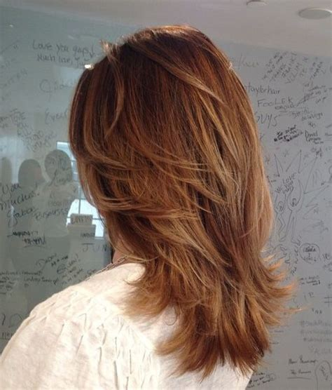 long hair short layers pictures of color cuts and up 70 brightest medium length layered haircuts and hairstyles