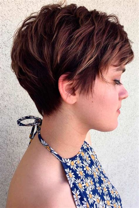 Pictures Women S Hairstyles With Layers And Short Top Layer | 39 short layered hairstyles for women short layered
