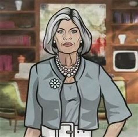 malory archer 100 best comedy characters currently on television 40 31