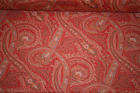 ralph lauren home decor fabric ralph lauren design fayette paisley currant home decor fabric