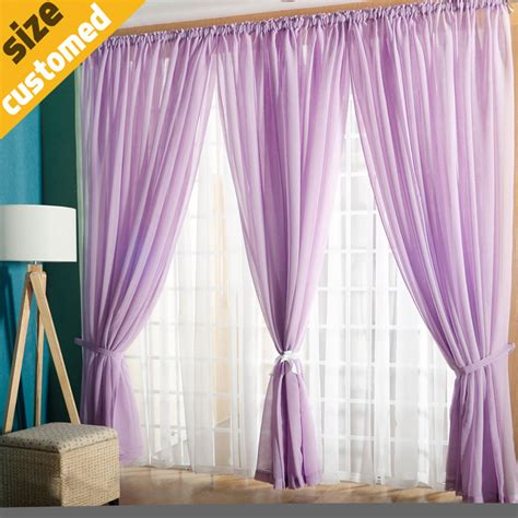 curtain sale 2016 hot sale solid sheer curtain modern rod pocket top 24