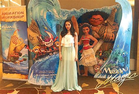 boat song moana janella sings theme song of disney s moana entertainment