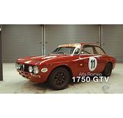 CarTorque Series 2 Alfa Romeo 1750 GTV Race Car  YouTube