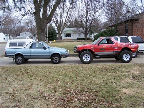 brat car lifted subaru brat lifted cars entertainment