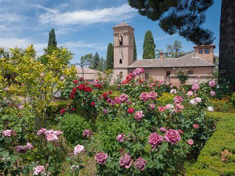 The Alhambra complex, Granada.   TOP TRAVEL SPOT   Part