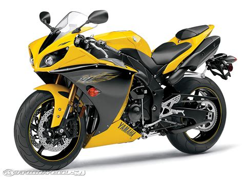 Top amazing sports bike: Yamaha New YZF R1