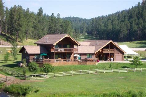 C Morton Vacation Cabins by Ranch Rapid City Sd Oh The Places We