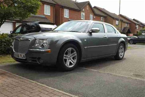 2006 Chrysler 300c 6 0 chrysler 2006 300c crd grey v6 auto diesel car for sale