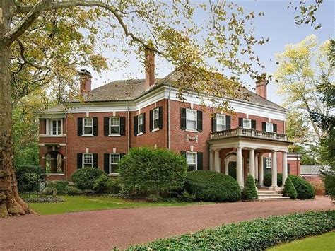 brick house nj thefoodogatemyhomework brick georgian revival style home by john russell pope in
