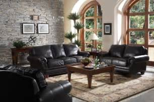 Living Room Decor Ideas With Black Leather Furniture How To Bring Masculine Details Into Your Home Freshome
