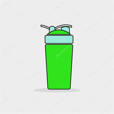 shaker vector protein shaker icon vector fitness shaker vector sports