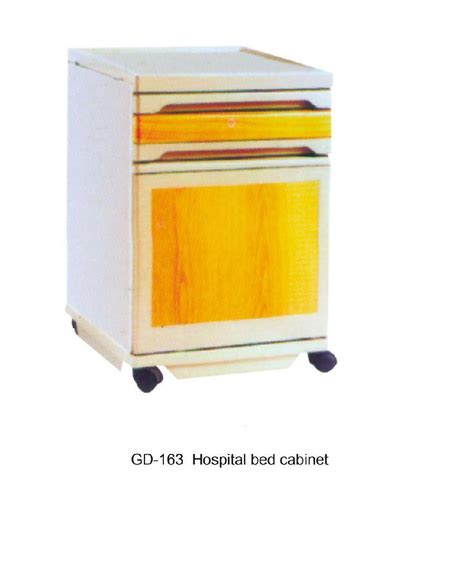 Cabinet Material Suppliers by Hospital Bed Cabinet Gangdao China Manufacturer