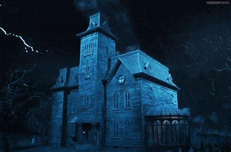 house animated gif halloween gothic house animated gif speakgif